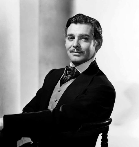 <p>Never have I given <em>more</em> of a damn about someone who doesn't. Rhett puts up with a whole lot of ish, and though he may be a jerk at times, he has a good heart. Also, it's hard to beat Clark Gable in an ascot.</p>