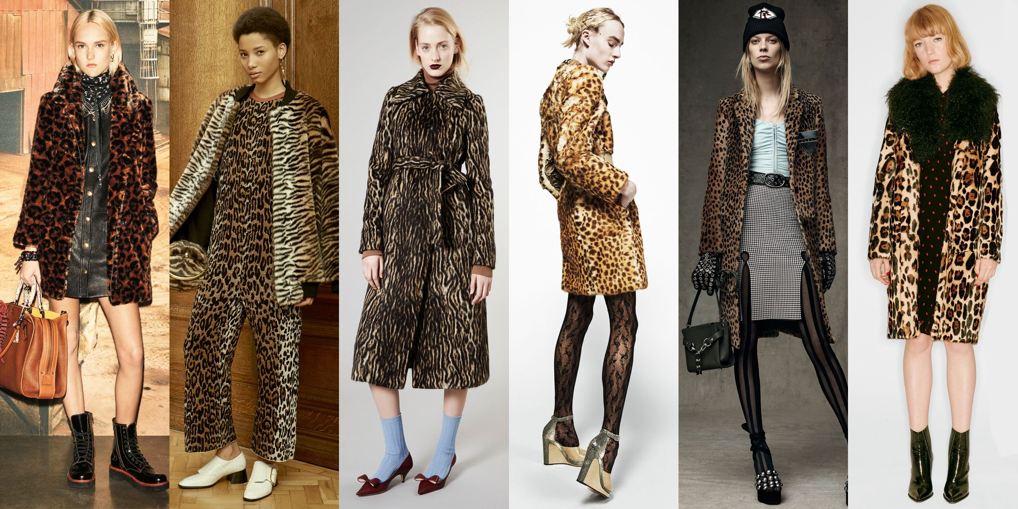 "<p>Leopard is never truly <span class=""redactor-invisible-space"">out, per se, but it came roaring back this season. The print made notable appearances at Alexander Wang, Coach and Sonia Rykiel. </span><br></p><p><span class=""redactor-invisible-space""><br></span></p><p><em>Left to Right: Coach, Stella McCartney, Rochas, Alexander Wang, Sonia Rykiel</em></p>"
