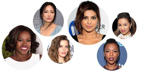Head, Nose, Lip, Cheek, Hairstyle, Eye, Skin, Chin, Forehead, Eyebrow,