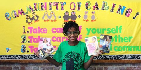 Woodson On Why Kindergarten Is Too Late >> This Is Marley Dias She S 11 And She S On A Mission To Change The