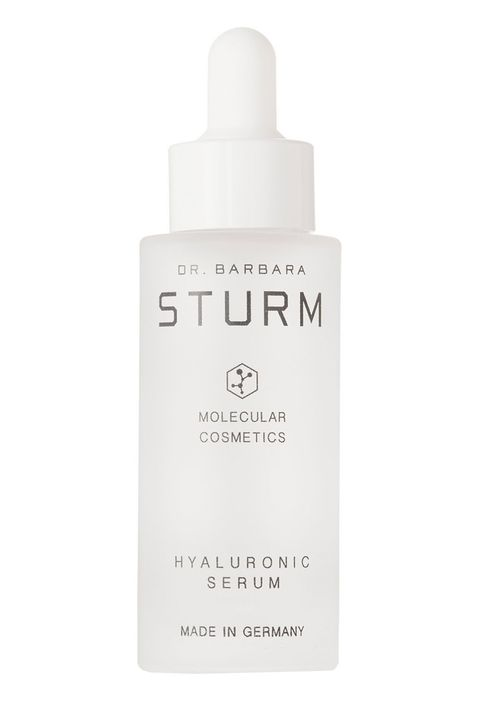 "<p>You know how in the winter you pile on the layers to create a kind of clothing cocoon? That's basically what you need to do to your face. Start with a serum, which needs to be applied to clean, dry skin for its active ingredients to adequately penetrate. Dermatologists everywhere agree that hyaluronic acid is the most effective hydrating ingredient and Dr. Barbara Sturm's potent serum is so packed with the stuff that it's simply called <a href=""http://www.net-a-porter.com/us/en/product/705092/dr__barbara_sturm/hyaluronic-serum--30ml"" target=""_blank"">Hyaluronic Serum</a><strong>.</strong></p>"