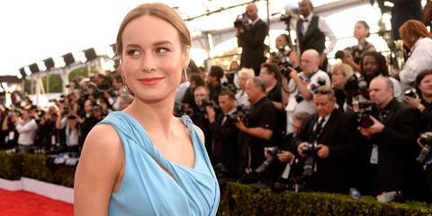 Brie Larson Did Dead-Lifts To Prepare For 'Room'