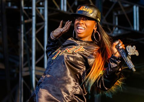 There's a New Missy Elliott Song to Get You Excited for Tonight's Super Bowl