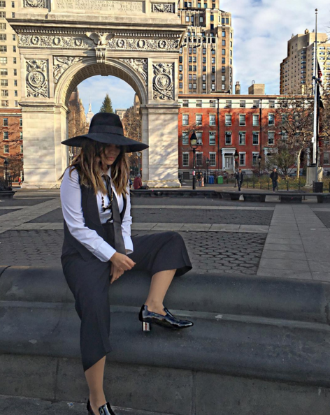 "<p><strong>PROVENANCE: </strong>Istanbul </p><p><strong>GEEK CHIC:</strong> A digital marketing manager in her native Turkey, Yildiz moved to New York four years ago to study English. ""Now people are mostly interested in what I wear,"" says Yildiz, whose blog name and handle is a play on ""Silicon Alley,"" the metonym for Manhattan's tech start-up sphere. ""Fashion is a playground, and I would like to be as free as I possibly can.""</p>"