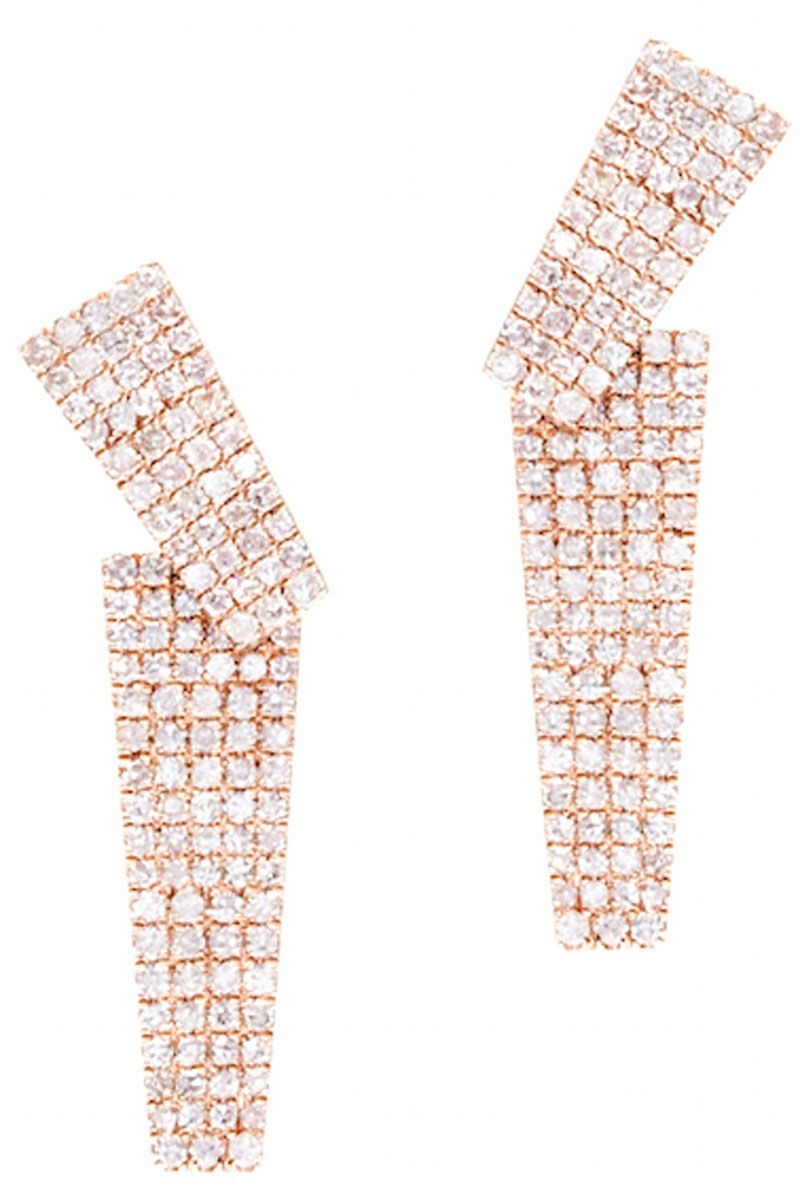 "<p>Graziela Gems Rose Hot Shot Earrings, $3,020; <a href=""http://grazielagems.com/product/rose-hot-shot-earrings/"" target=""_blank"">grazielgems.com</a><br></p>"