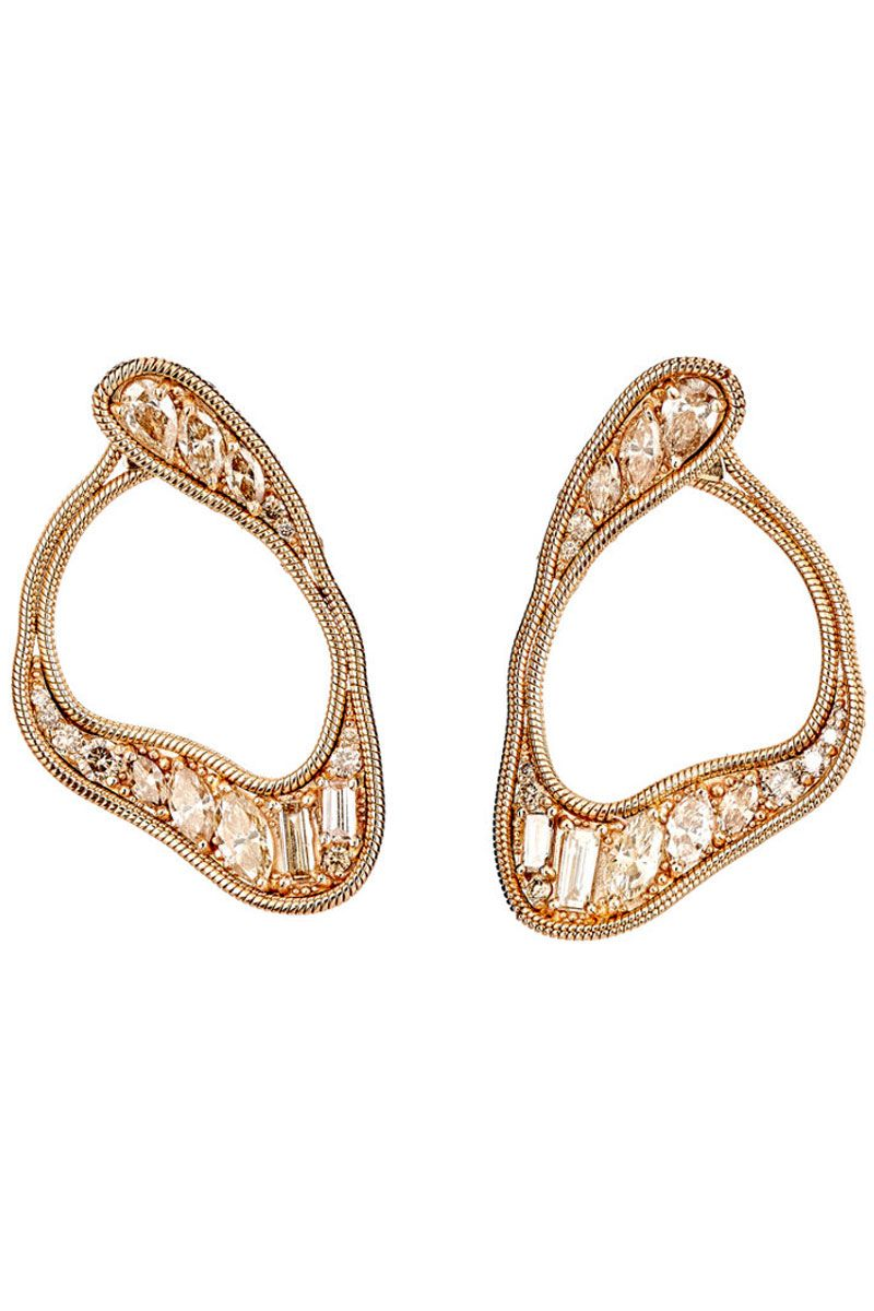 49fbb6926 17 Pieces of Rose Gold Jewelry - Best Rose Gold Earrings and Bracelets