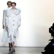 Sleeve, Style, Fashion, Fashion model, One-piece garment, Street fashion, Costume design, Fashion design, Model, Sandal,