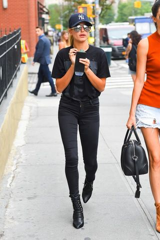 2feb1a6d12 Hailey Baldwin Personal Style