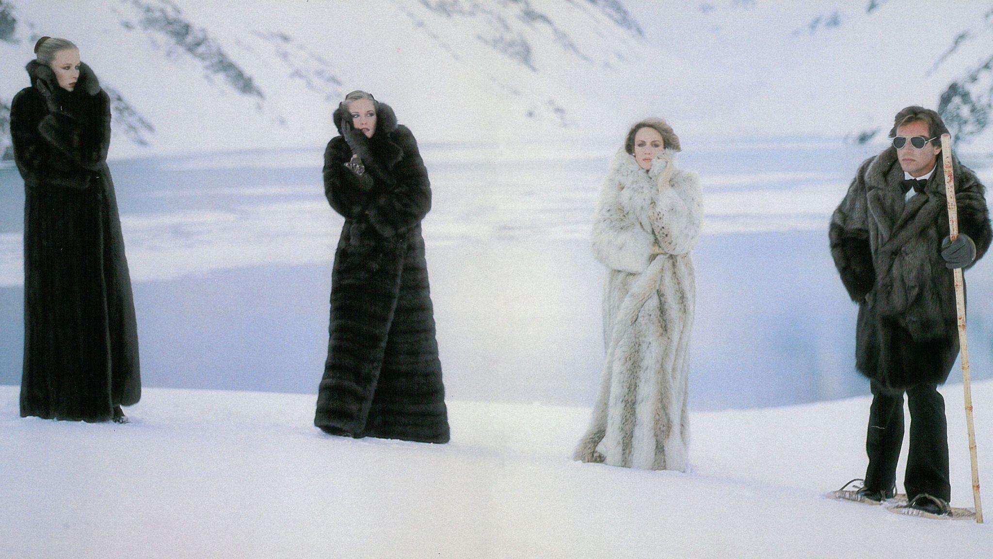 This Drug-Fueled, Multimillion-Dollar Supermodel Snowpocalypse Has Been Fashion's Best-Kept Secret Since '77