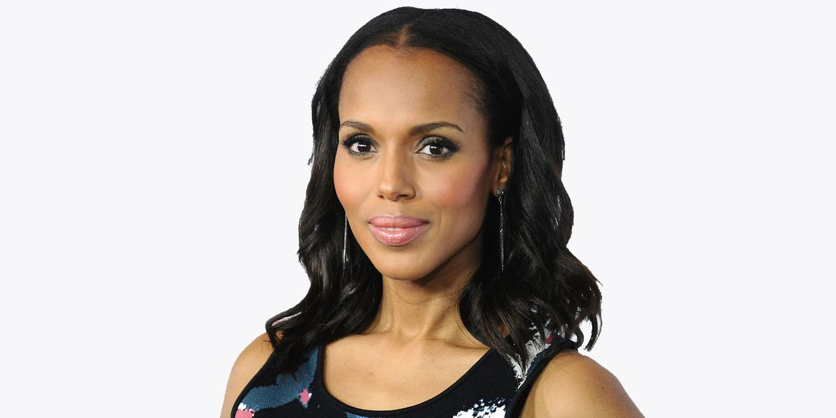 Kerry Washington Is Helping Women Of Color Finally Get The Right Makeup Shades - Kerry Washington Neutrogena Interview-2432