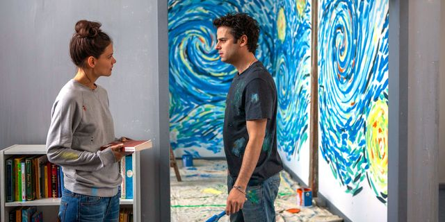 Touched With Fire Film Review Katie Holmes And Luke Kirby Star In Touched With Fire