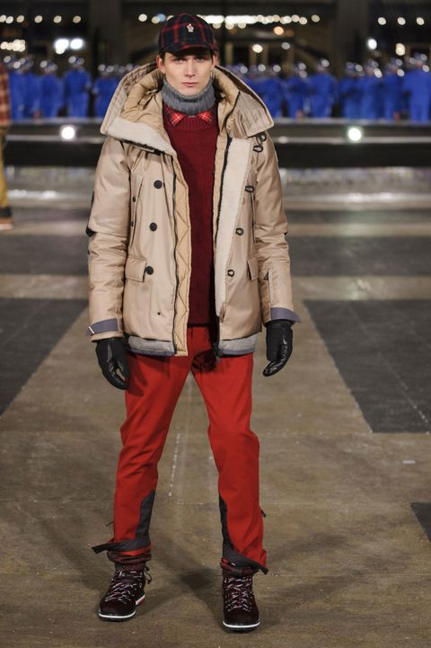 Jacket, Shoe, Trousers, Outerwear, Winter, Coat, Style, Street fashion, Fashion, Carmine,