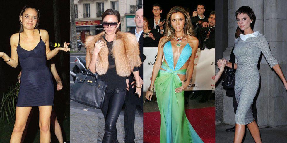 Victoria Beckham Outfits 2015