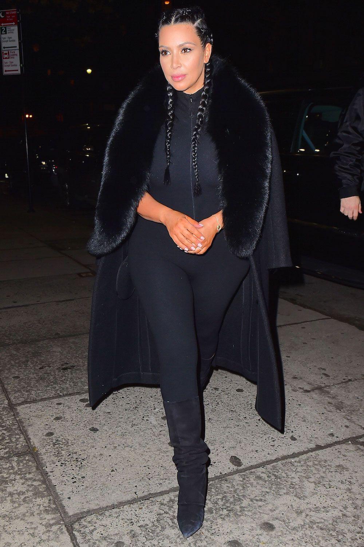 Kim Kardashian Style 2018 - Pinterest 25