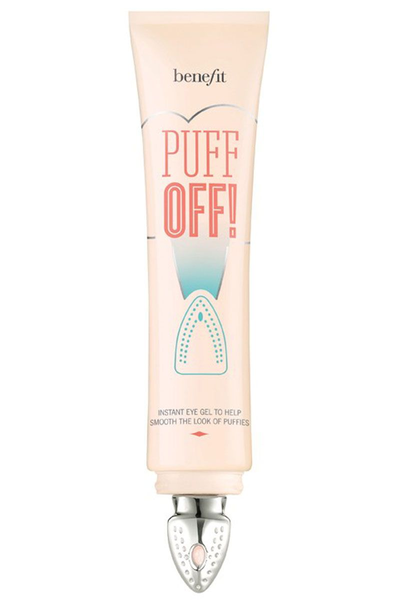 "<p>This slim tube brings down your I'm-not-sure-what-happened-last-night eye puff in minutes.</p><p><em>Benefit Puff Off!, $29; <a href=""https://urldefense.proofpoint.com/v2/url?u=http-3A__www.sephora.com_puff-2Doff-2DP392379-3FskuId-3D1665066&d=CwMFaQ&c=B73tqXN8Ec0ocRmZHMCntw&r=JxtuMxSLmpT6QI3h9MLS5fEE-lb0aSw__dixZA8AWBU&m=abo05yP4SDlV4InqyAwDV8MUdyuwgC1OAIzRNKadou4&s=nGWKZl76EobghnJfXh1oXX-P7wxVokrDBGEGcSZR-F4&e="">sephora.com</a></em></p>"
