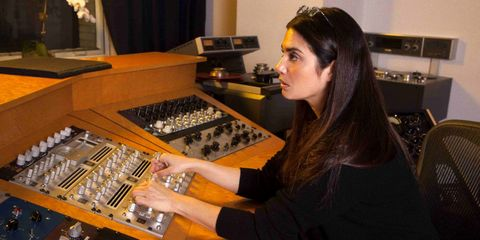 How Emily Lazar Became the Only Female Mastering Engineer Ever