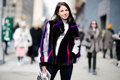 Sleeve, Winter, Outerwear, Style, Street fashion, Jacket, Street, Bag, Fashion, Youth,