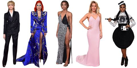 Clothing, Dress, Shoulder, Formal wear, One-piece garment, Style, Waist, Pattern, Electric blue, Fashion model,