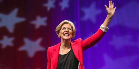 Senator Elizabeth Warren Will Help You Plan Your F*ck-Off Fund