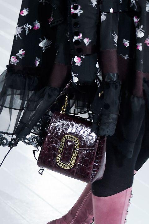 Bag, Fashion, Street fashion, Pattern, Shoulder bag, Waist, Day dress, Fashion design, Embellishment, Pattern,