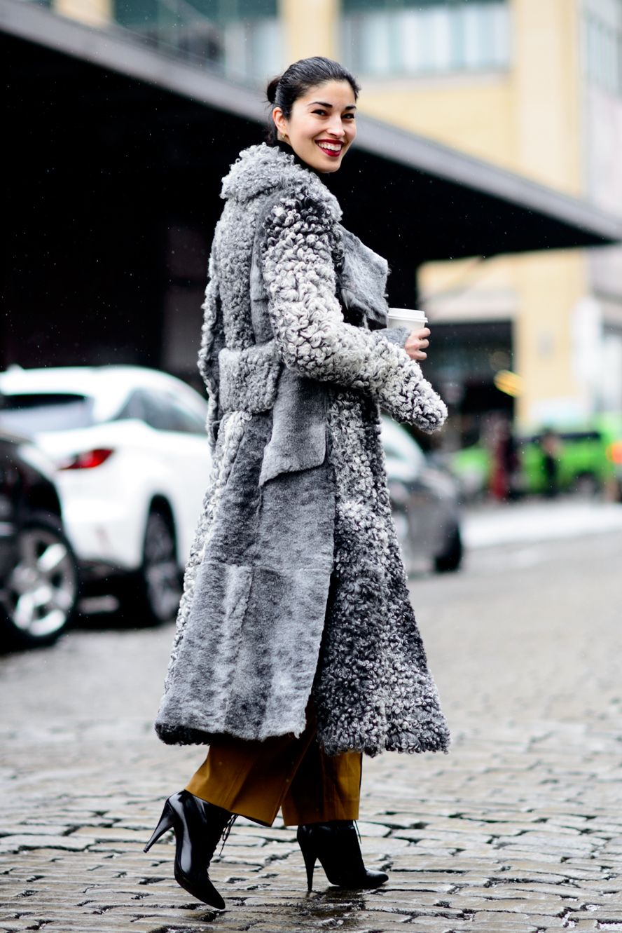 Bevorzugt The Best Street Style From New York Fashion Week LE86