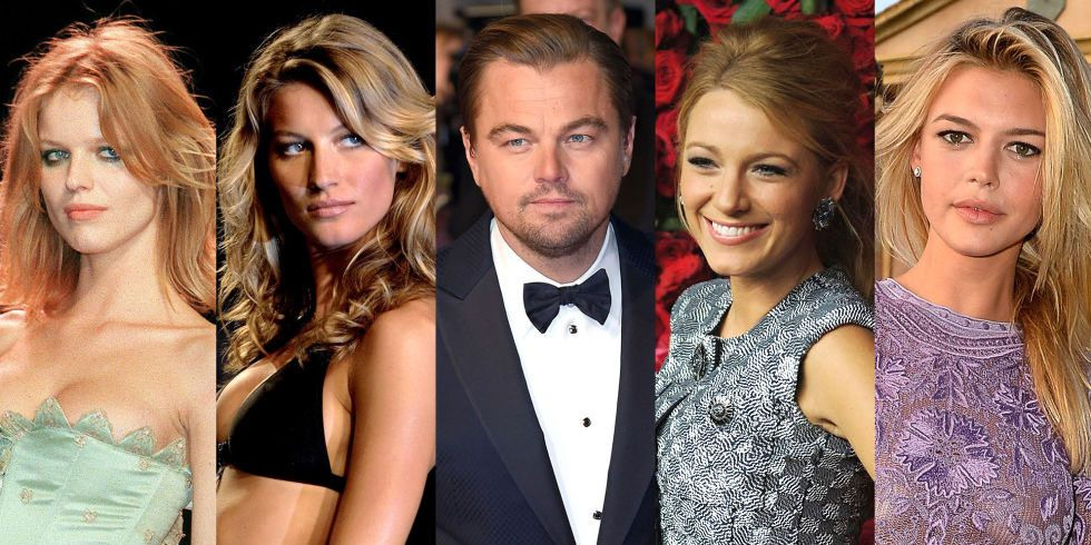 leonardo dicaprio girlfriend whos dated who