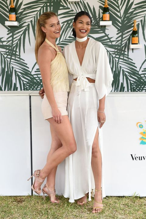 "<p>At the Second Annual Veuve Clicquot Carnaval<span class=""redactor-invisible-space""> in Museum Park, Miami, on February 20, 2016.</span></p>"