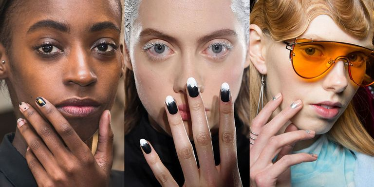 Check No Further Than The Latest Designs Fresh Off Runways With Pro Tips On How To Nail Look See Fall 2017 Nails Trend