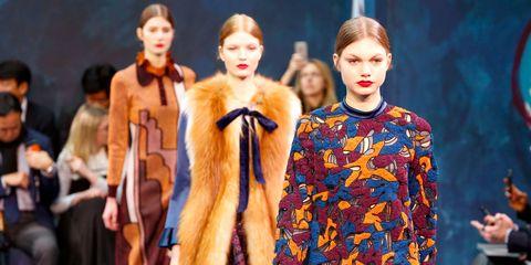 Fashion, Violin family, Costume design, Fashion model, Fashion design, Day dress, Fur, One-piece garment, Vintage clothing, Makeover,