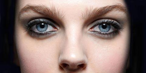 Blue, Lip, Brown, Eye, Skin, Green, Eyelash, Eyebrow, Colorfulness, Iris,