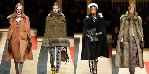 Winter, Textile, Outerwear, Coat, Costume design, Style, Street fashion, Headgear, Fur clothing, Natural material,