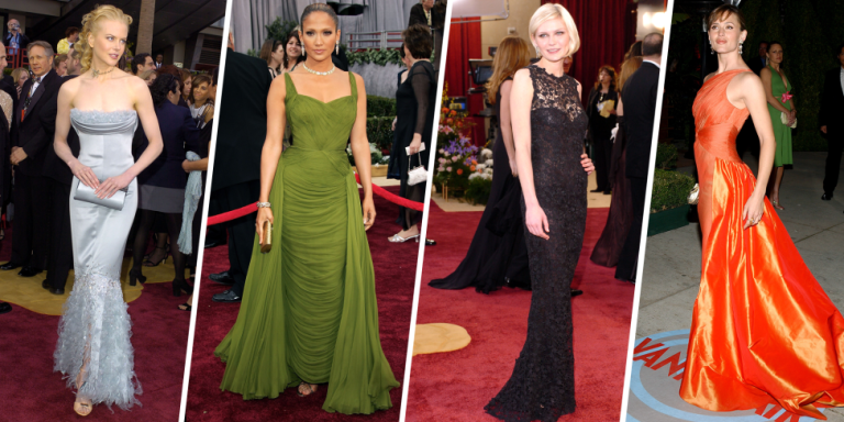 25 Stunning Oscar Dresses You Totally Forgot About