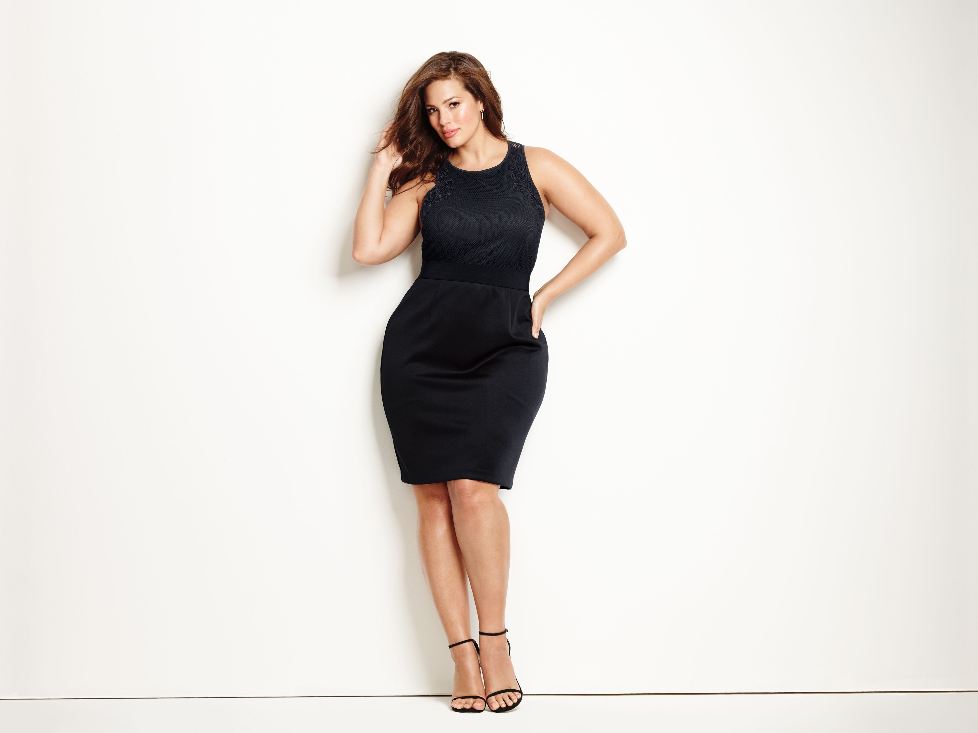 Model Ashley Graham Is Now A Designer Too Beyond By Ashley Graham