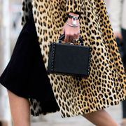 Footwear, Brown, Human leg, Joint, Fashion accessory, Pattern, Fashion, Black, Tan, Street fashion,