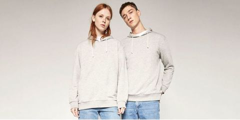 ad71e75e Zara Launched a Genderless Clothing Section Online - Zara Ungendered