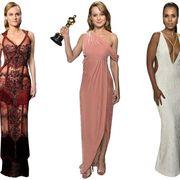Sleeve, Dress, Shoulder, Standing, Formal wear, One-piece garment, Pattern, Waist, Fashion, Day dress,