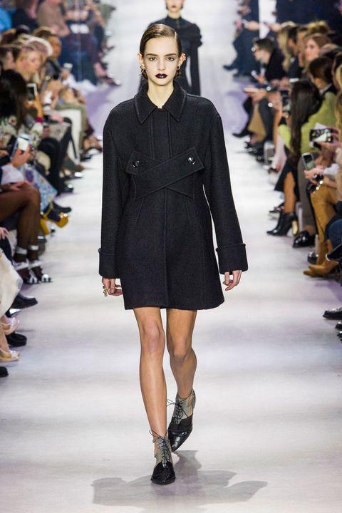 Clothing, Footwear, Human, Fashion show, Event, Runway, Shoulder, Human leg, Fashion model, Joint,
