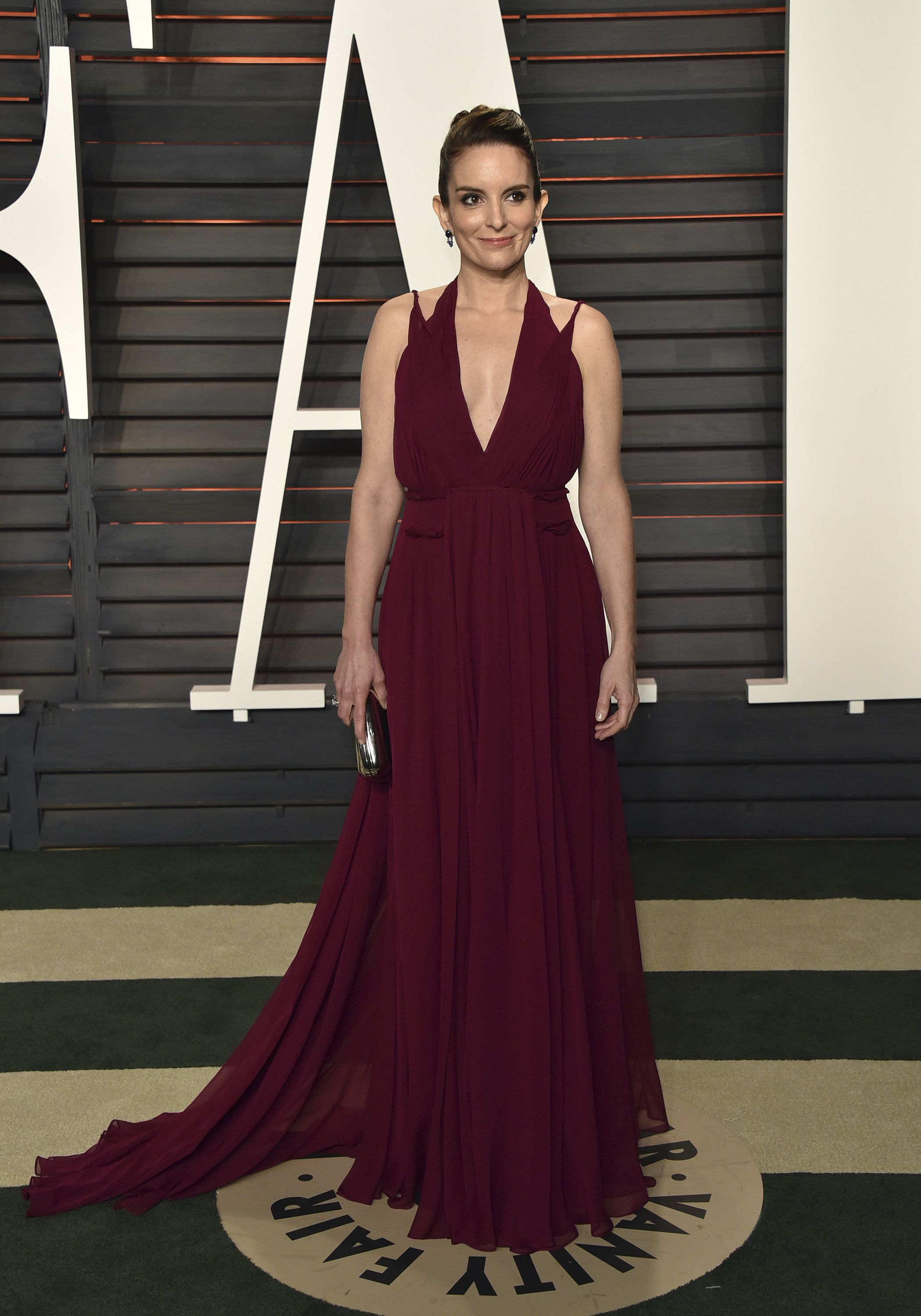 2016 Oscars After Party Dresses - Vanity Fair Oscars Party 2016 ...