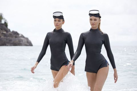 c2d900ff85 Watch Candice Swanepoel Go Seabobbing During the Victoria s Secret Swim  Special