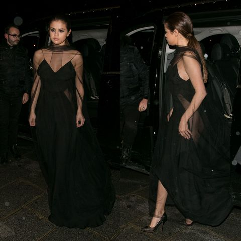 Selena Gomez Wears 9 Outfits in 3 Days in Paris - Selena Gomez Does ...