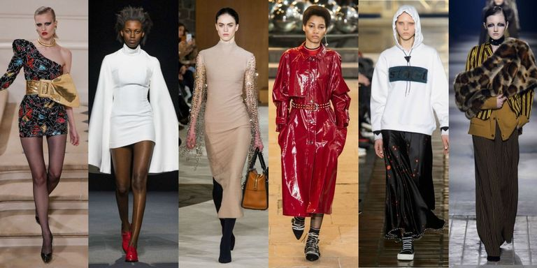 From Statement Furs To Velvet Everything This Is Whats Trending For Fall 2016