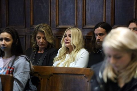 Kesha and her mother