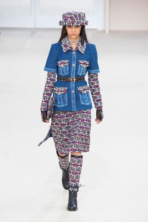 6d079de6aa1 All the Looks From the Chanel Fall 2016 Ready-to-Wear Show