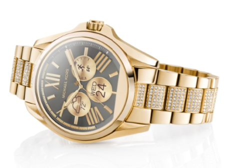 Michael Kors Makes a Smart Watch That Looks Just Like a Regular Watch