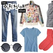 Blue, Product, Yellow, Sleeve, Pattern, White, Baby & toddler clothing, Fashion, Neck, Black,