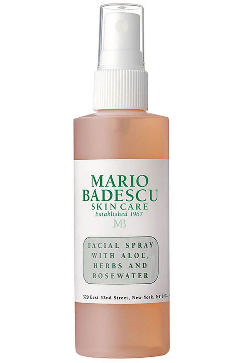 <p>I love this after a long day. I just spritz and deeply inhale and I am instantly relaxed. </p><p><em>Mario Badescu Facial Spray, $7; mariobadescu.com</em></p>