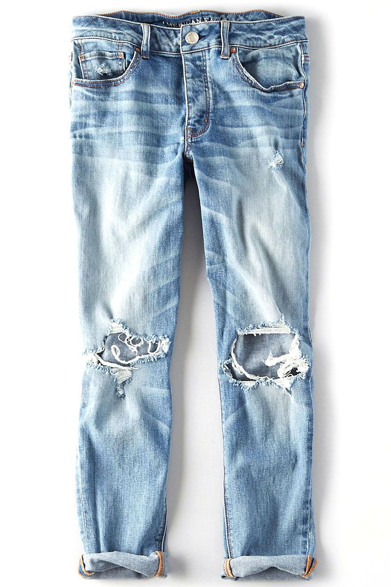Best Boyfriend Jeans 2016 Slouchy Boyfriend Denim We Love