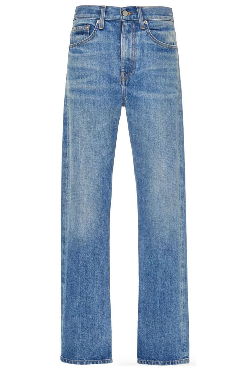 "<p>Brock Collection Light Vintage Wright Jeans, $475; <a href=""https://www.modaoperandi.com/brock-r16/light-vintage-wright-jean?utm_source=google&utm_medium=cpc&utm_campaign=pla&gclid=CKHo1eTHw8sCFcgjgQodKIUDZw"" target=""_blank"">modaoperandi.com</a></p>"