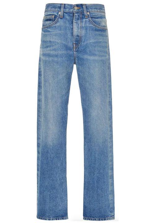 "<p>Brock Collection Light Vintage Wright Jeans, $475; <a href=""https://www.modaoperandi.com/brock-r16/light-vintage-wright-jean?utm_source=google&utm_medium=cpc&utm_campaign=pla&gclid=CKHo1eTHw8sCFcgjgQodKIUDZw"" target=""_blank"">modaoperandi.com</a></p>"
