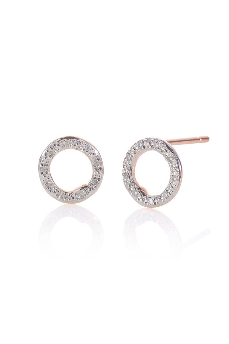 27 stud statement earrings cool gold and silver stud